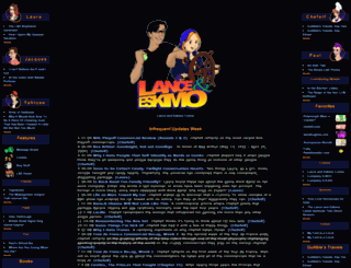 lanceandeskimo.com screenshot