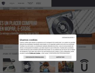 lancia.es screenshot