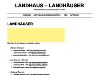 landha.us screenshot