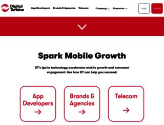 landing.appia.com screenshot