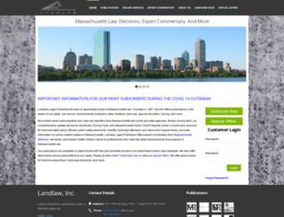 landlaw.com screenshot