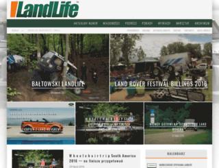 landlife.pl screenshot