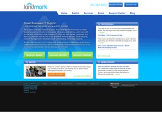 landmarkit.com screenshot