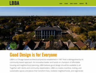 landonbonebaker.com screenshot