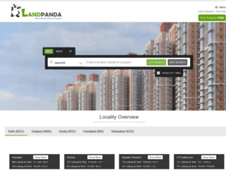 landpanda.com screenshot
