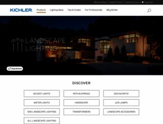 landscapelighting.com screenshot