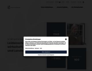 landwirtschaftsverlag.com screenshot