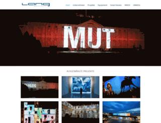 lang-medientechnik.de screenshot