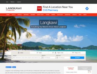 langkawi-info.com screenshot