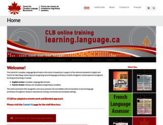 language.ca screenshot