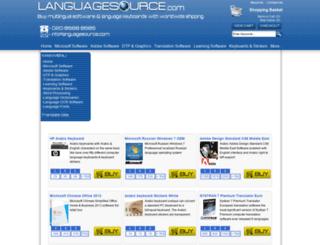 languagesource.com screenshot