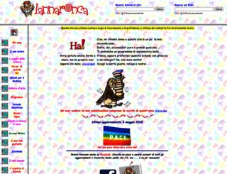 lannaronca.it screenshot