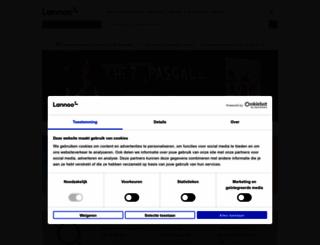 lannoo.be screenshot