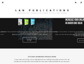 lanpublications.com screenshot