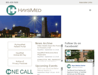 lansweeper.haysmed.com screenshot