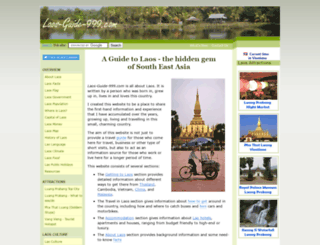 laos-guide-999.com screenshot