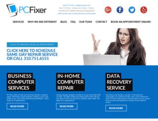 lapcfixer.com screenshot