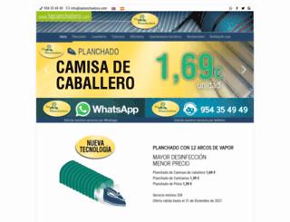 laplanchadora.com screenshot