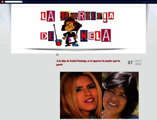 laporteriadenela.blogspot.com screenshot