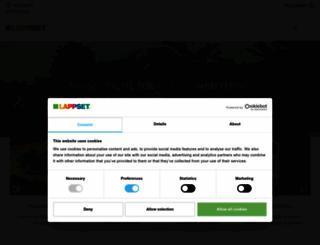 lappset.com screenshot