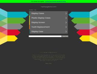 laptopgears.com screenshot