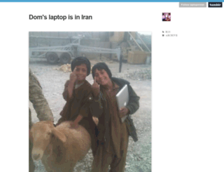 laptopiniran.tumblr.com screenshot