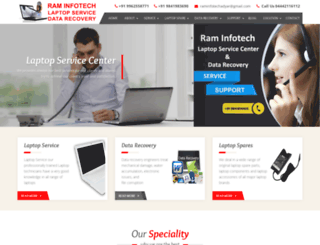 laptopserviceschennai.com screenshot