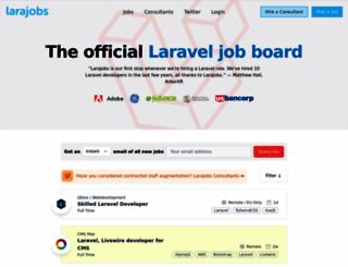 larajobs.com screenshot