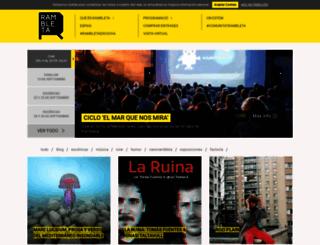 larambleta.com screenshot