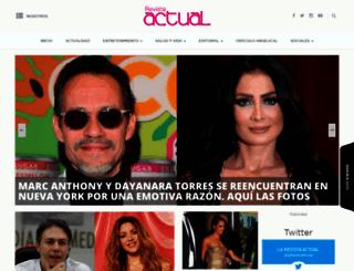 larevistaactual.com screenshot