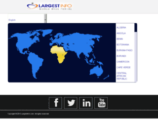 largestinfo.com screenshot
