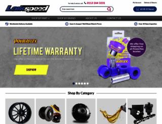 larkspeed.com screenshot
