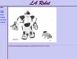 larobot.com screenshot