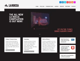 larocca.be screenshot