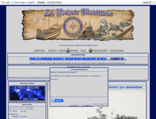 laroyale-modelisme.net screenshot