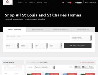 larry.allstlouishomes.com screenshot