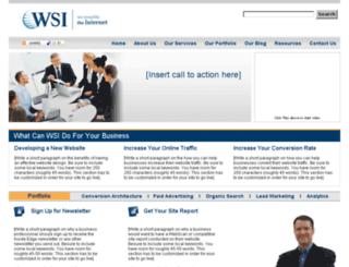 larrysontag.worldsecuresystems.com screenshot