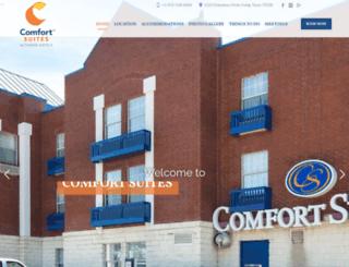 lascolinascomfort.com screenshot