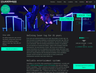 lasermaxx.com screenshot