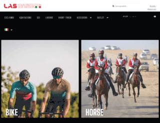 lashelmets.com screenshot