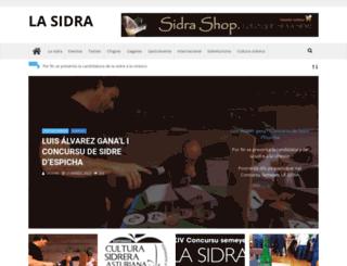 lasidra.as screenshot