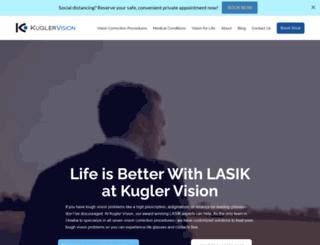 lasikomaha.com screenshot