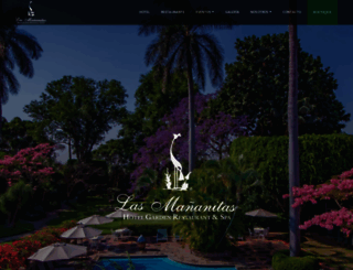 lasmananitas.com.mx screenshot