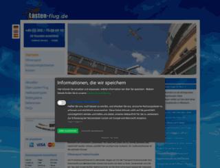 lasten-flug.de screenshot