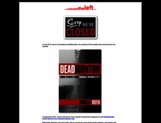 lastlinkontheleft.com screenshot