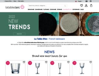 latabledarc.com screenshot