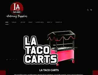 latacocarts.com screenshot