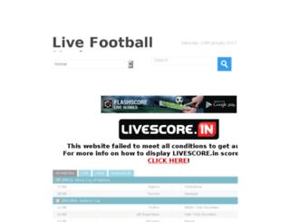 latestfootballupdate.com screenshot