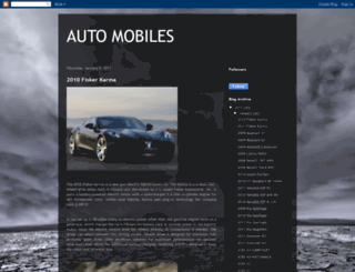 latestvehicle.blogspot.com screenshot