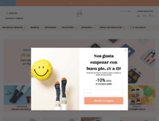 latiendadeuo.com screenshot